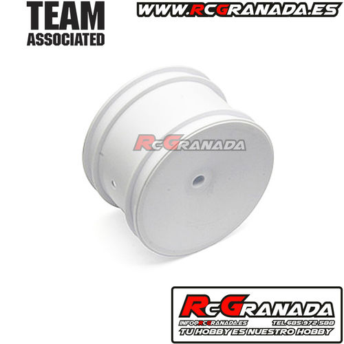 "LLANTAS TRASERAS ASSOCIATED 12MM 2.2"" 1/10 2/4WD"