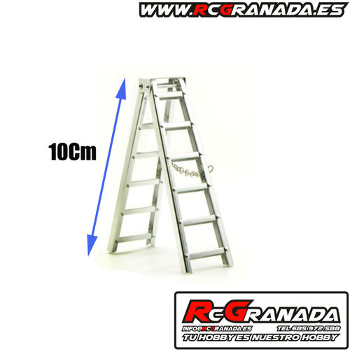 Escalera Mediana Decoracion Crawler 10Cm