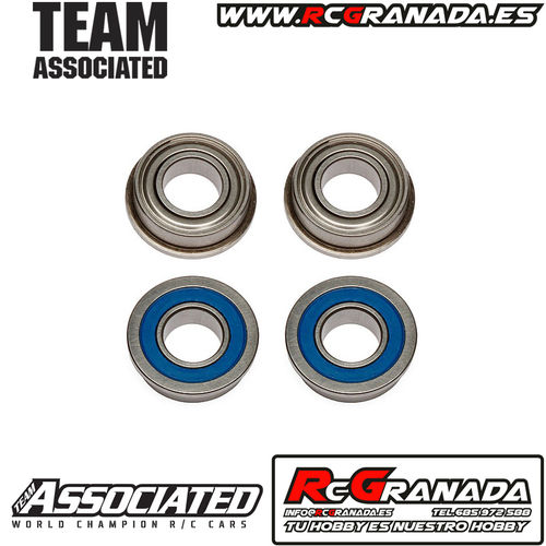 RODAMIENTOS ASSOCIATED FLANGED 8X16X5MM