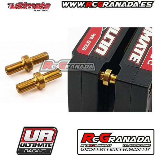 CONECTOR BANANA 5.0MM DUAL (2U)