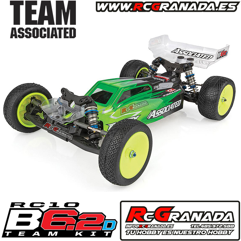 BUGGY_1-10_TEAM_ASSOCIATED_RC10B6.2D_TEAM_KIT